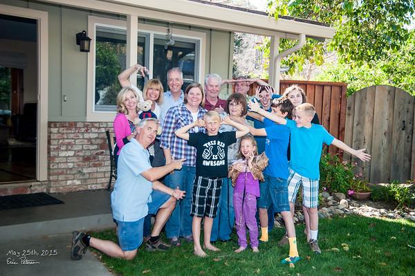 Family Visit '15