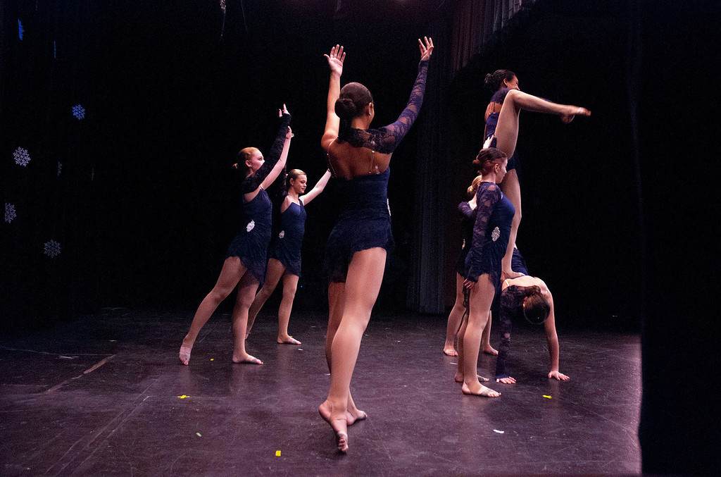 . Kayla Rice/Reformer Dancers from Kelly\'s Dance Academy perform during the 2014 Winter Carnival Queen\'s Pageant on Friday evening.