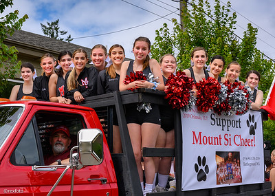 North Bend Parade 2019