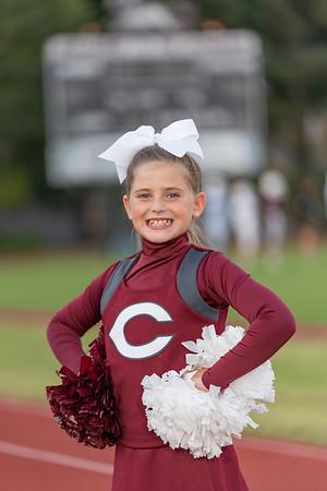Collierville Rec Cheer Team 1