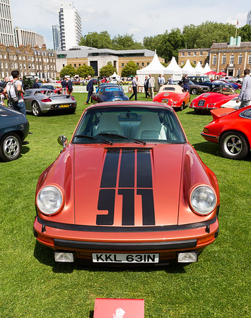 The London Concours 2021 - The Honourable Artillery Company