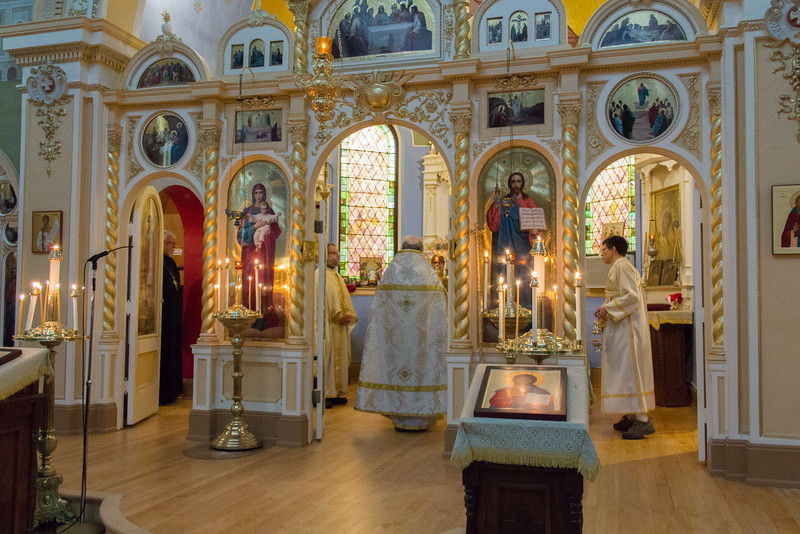 Transfiguration 2015