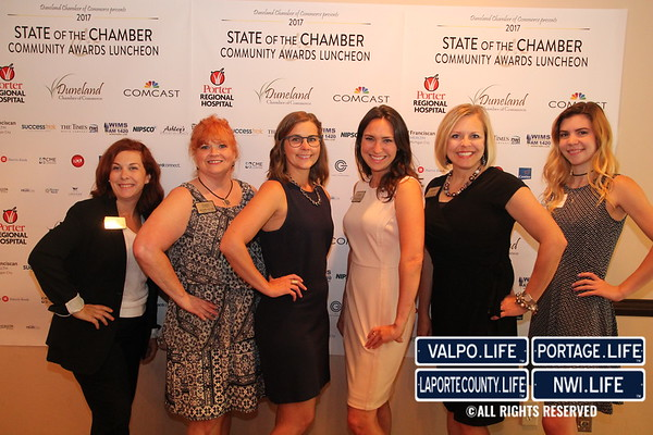 Duneland Chamber of Commerce State of the Chamber 2017