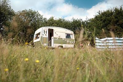 Vintage Caravan 2  Shoot