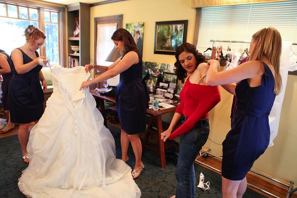 Jenny and Ben's Wedding