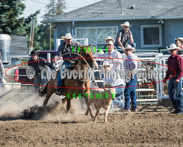 Bow Island 2015 Slack Roping and Wrestling