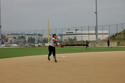 Softball + Track & Field 4.24.09