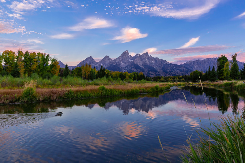Jackson Hole & the Tetons