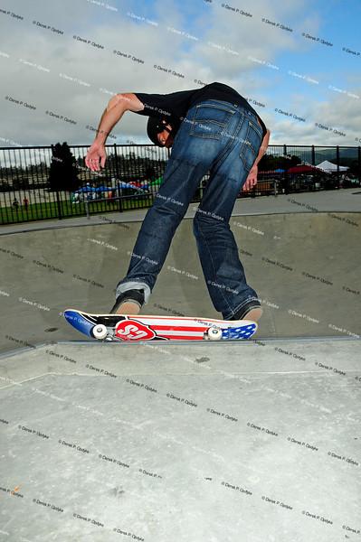 Scotts Valley Skate Park - June 19th, 2010