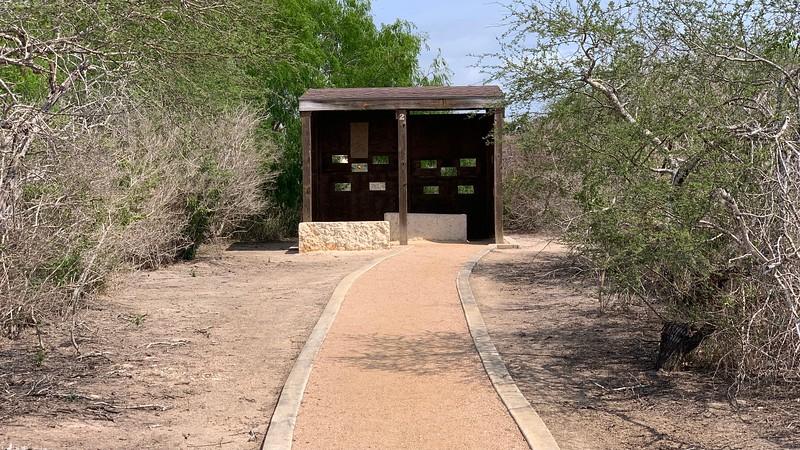 Laguna Vista Nature Trail Observation Blind #2