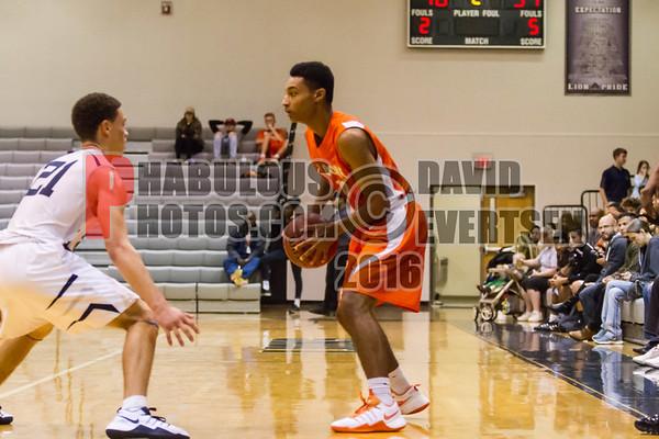 Boys Varsity Basketball #10 - 2016