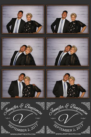 Ben & Jen's Wedding