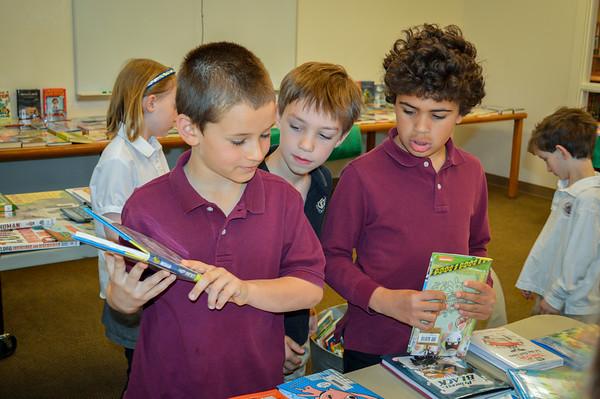 K-4 Book Fair