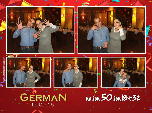 50 GERMAN