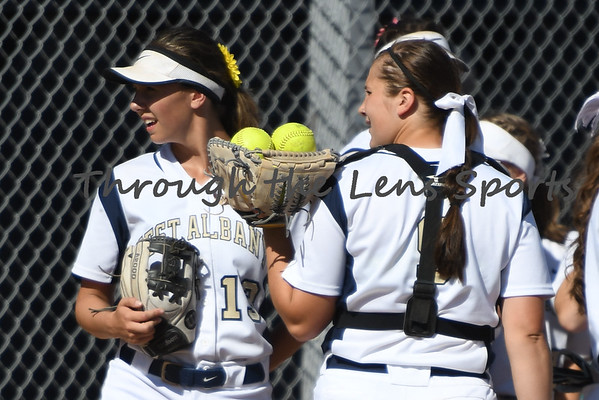 West Albany vs. Canby HS Softball