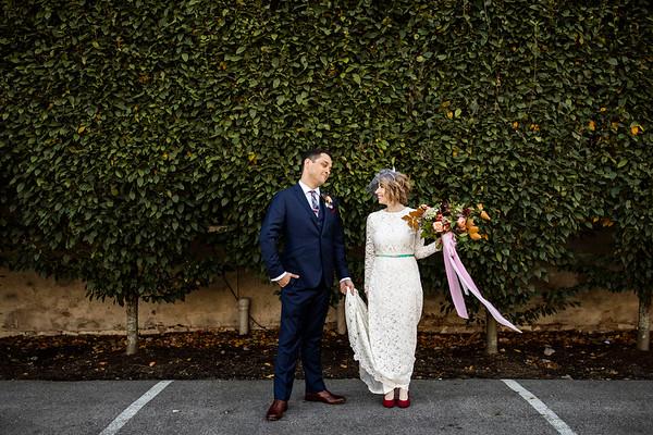 Amy + Bob: Wedding