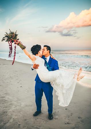 Tara + Carlos' Wedding!