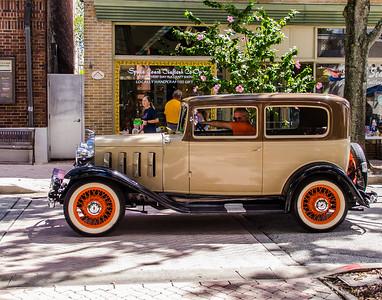 2015 Cocoa Village Car Show