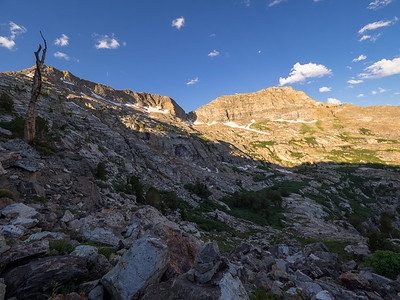 Ruby Dome - Overnight backpack in the Ruby Mountains  8.11.17