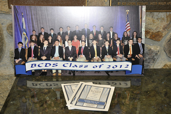 2012 BCDS Graduation