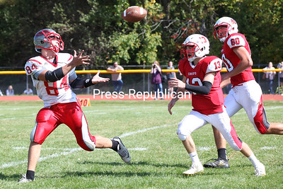 Football – Saranac vs. Beekmantown