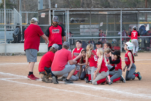 Ingram Little League Softball 04-02-21