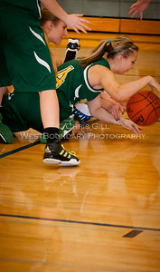Lady Loggers Basketball 2011-2012