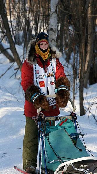 Iditarod 2007 - Ceremonial Start