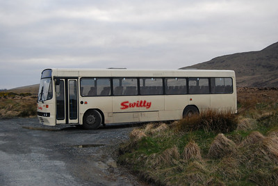 Lough Swilly buses - April 2011