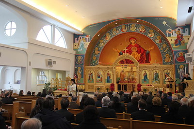Plymouth Liturgy 11-25-12
