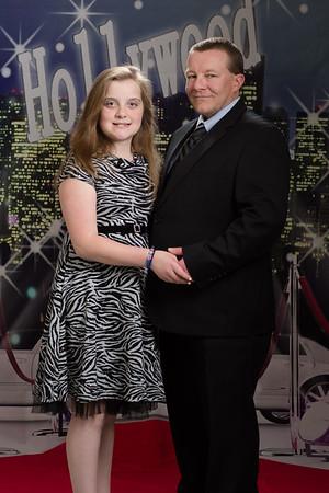 Oakbrook Daddy Daughter Dance 2016