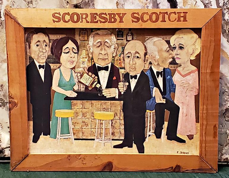 Scoresby Scotch Whiskey Print