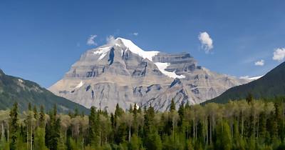 BC-Mt. Robson Provincial Park