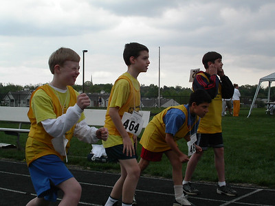 SOMO Track Qualifier 2003
