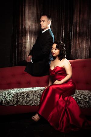 Christine + Frank