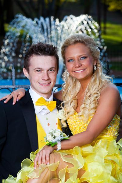 East Gaston 2014- Brooke & Cody