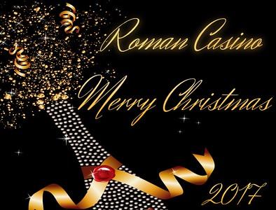 Roman Casino Holiday Party