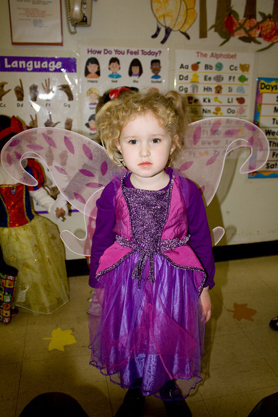 Beverly as a Butterfly Princess