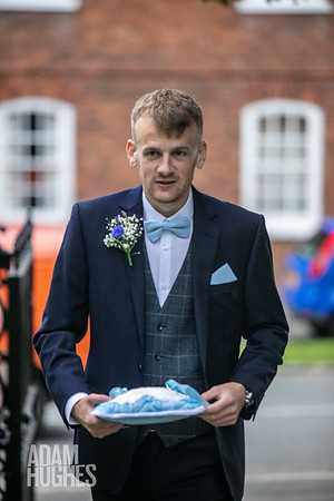 Ethan & Klara's Wedding - 31st August
