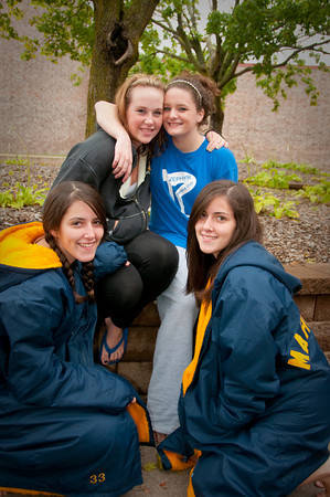 MHS Girls Swimming 2010-2011