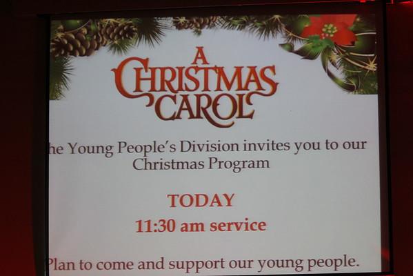A Christmas Carol @ Cascade