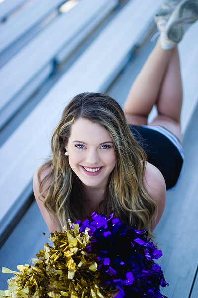 Cheer Portraits