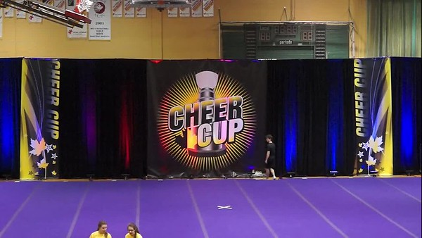 2017.04.23 - Compétition Cheer Cup Longueuil