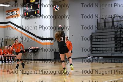 PC Volleyball vs Kearney