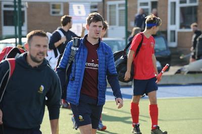Trojans Men 1st V Banbury