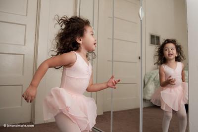 9/7 - Phoebe the Ballerina