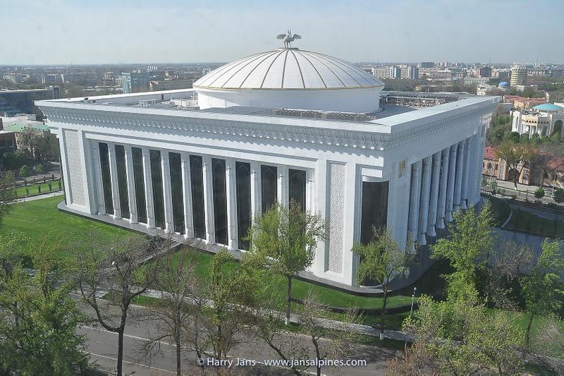 Tashkent, Congress Center