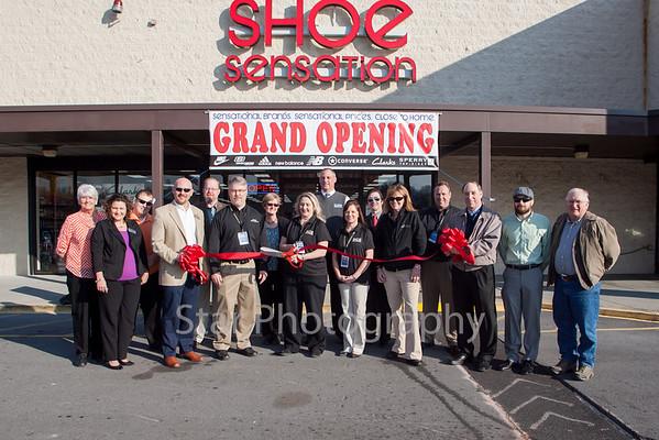 Shoe Sensation Grand Opening 03-20-14