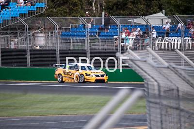 F1 Melbourne GP - V8 Super cars/car show