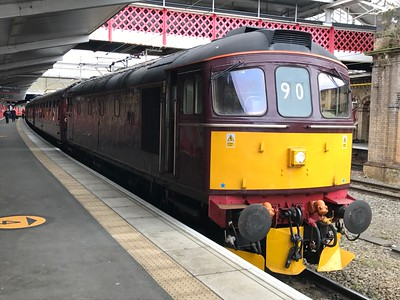 The Marching Crompton, 23rd March 2019